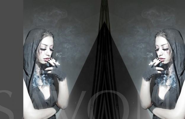 Boohoo_Hoodie / Morgan Black_Skull Rings