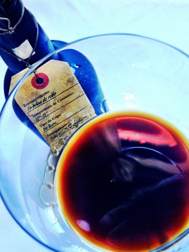 Pedro Ximénez Liquor