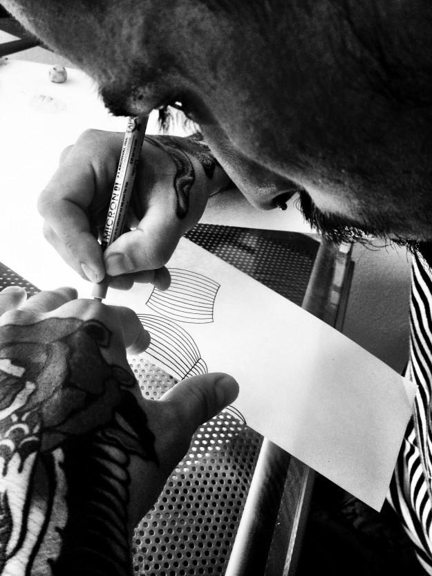 OPEN THE CAGE #Fleshworks #tattoo / Andrea Natale @blackrosetattostudio