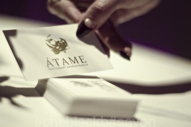 Atame // miammmmm