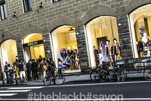 EXCLUSIVE EVENT // #anarchic //  #patriziapepe // Florence _ VIA DEGLI STROZZI 11/19R // Starring #chiarabiasi