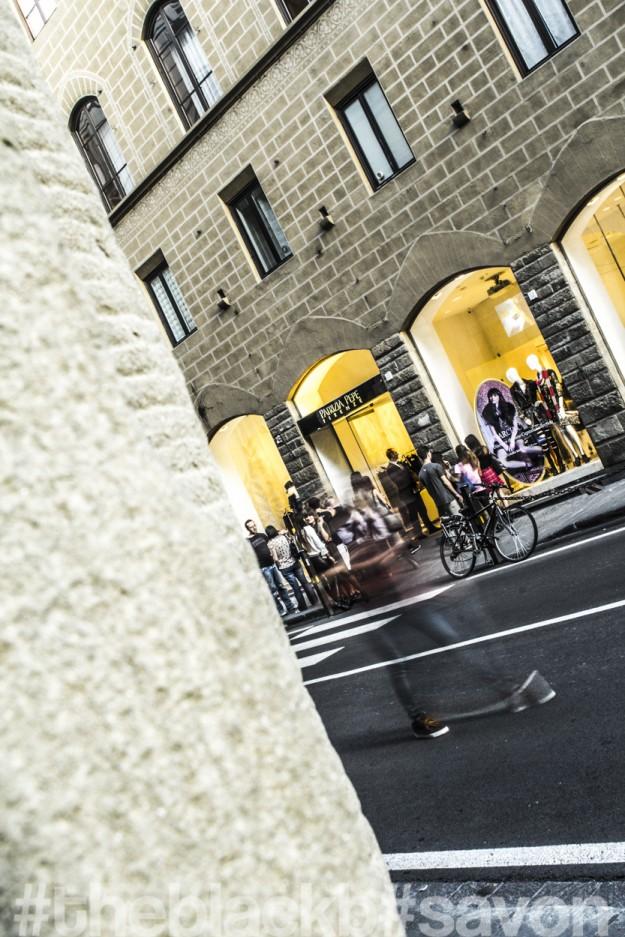 FLORENCE // PATRIZIA PEPE #ANARCHIC EVENT WITH CHIARA BIASI