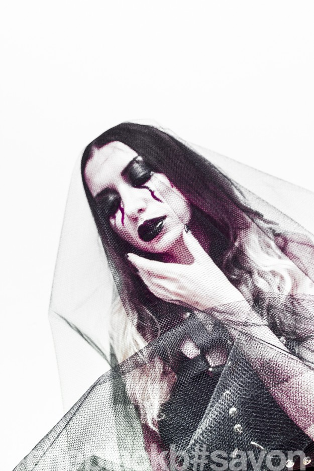 PRECIOUS BLOOD EDITORIAL // MUA _ Jess Liverani