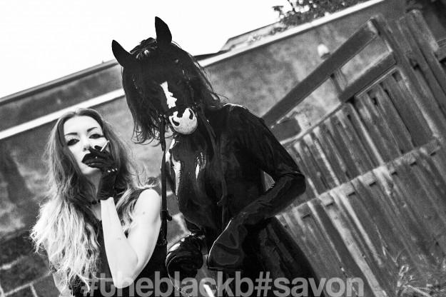 #ponyboy #gaellelagalle #performer #theblackb #barbarabozzini #savon