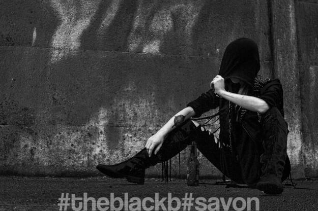 #studjacket #barbarabozzini #theblackb #savon #aleb. #punkisnotdead