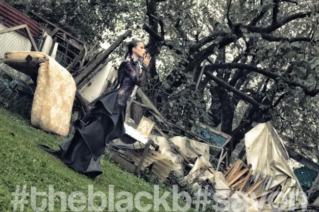 #barbarabozzini #theblackb #valentinabazoli #queenbee