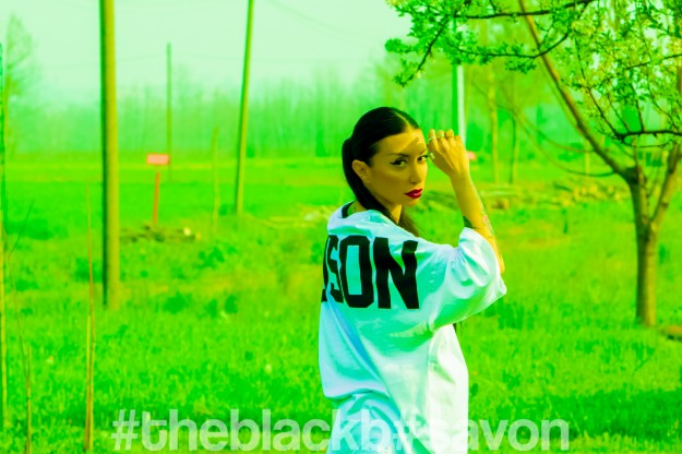 POISON BYTHER // THE BLACK B EDITORIAL
