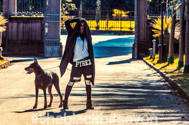 Beware the Day Editorial // TheBlackB for Byther