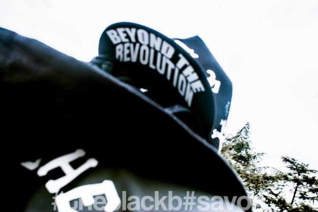 #MaisonCòntest // The Black B.