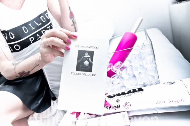 Bettina Zagnoli // TheblackB editorial