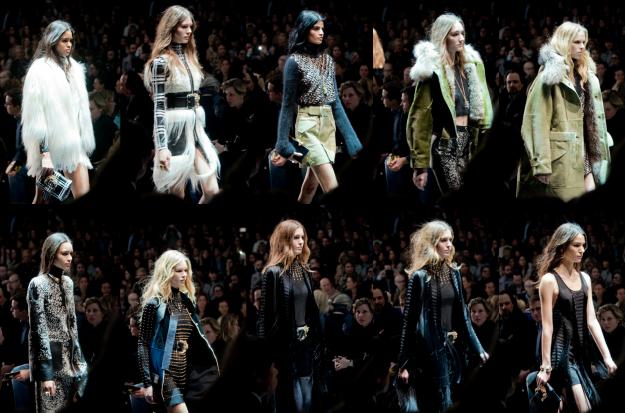 Roberto Cavalli milano fashion week fall winter 2015 2016 show